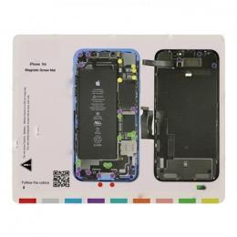 Outils Pour iPhone XR Patron Magnétique Vis