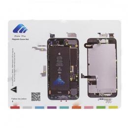 Outils Pour iPhone 7 Plus Patron Magnétique Vis