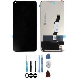 Xiaomi Ecran LCD & Vitre tactile Noir Assemblés Sans Châssis Pour