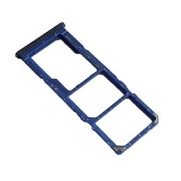 Samsung Tiroir Carte Sim Caddy Sim Tray Support Carte Sim Bleu Pour